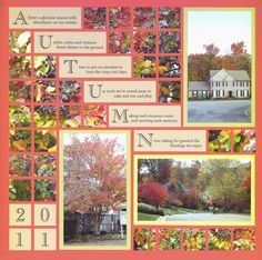 26 Pretty Picture of Fall Scrapbook Ideas Leaves . Fall Scrapbook Ideas Leaves Autumn Scrapbook Layout With Step Down Journal Blocks Travel Scrapbook, Scrapbook Supplies, Digital Scrapbook Paper, Scrapbook Cards, Scrapbook Journal, School Scrapbook, Scrapbook Organization, Wedding Scrapbook, Journal Layout