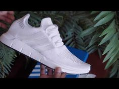 e0ac11007c6d4 Adidas Swift Run Unboxing Review   Try On
