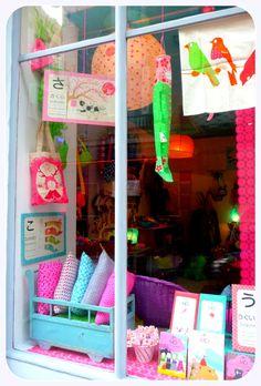 vitrine Madame Mo
