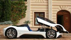 2005 Maserati Birdcage Pininfarina Concept #concept #cars #Maserati