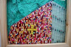 """""""Placebo"""" Antonyo Marest. Exposición """"El Hundimiento"""" Galería Swinton & Grant de Madrid. #arte #artecontemporáneo #contemporaryart #exposiciones #Arterecord 2015 https://twitter.com/arterecord"""