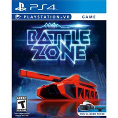 Used Battlezone - PRE-Owned - PlayStation 4, PREOWNED