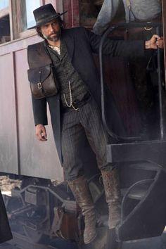 "Cullen Bohannan ""Hell on Wheels"""