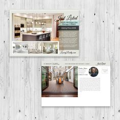 Real Estate Advertising Postcard Template Editable In Microsoft - Postcard advertising template