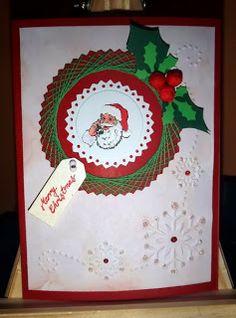 Kika's Designs : Santa