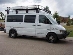 Sadly selling our 2006 Sprinter Sportsmobile. Van only has miles! Sprinter Conversion, Mercedes Sprinter, Diesel, Camper, Image, Diesel Fuel, Caravan, Campers, Motorhome