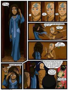avatar the last airbender | Avatar: The Last Airbender The First Date