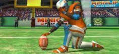 3D Spor Oyunları arasında yer alan 3D Usta Golcü oyununu sizlerde kesinlikle oynamalısınız. Amerikan futbolu oyununda sizlerde en iyi sert vuruşlarınızı yaparak oyundaki takımınızın skorunu yükseltmelisiniz.