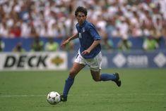 I convocati dell'Italia, qualche mondiale fa: 1994, Demetrio Albertini - Il Post