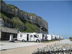 Camperplaats - saint valery en caux - Frankrijk, Frankrijk