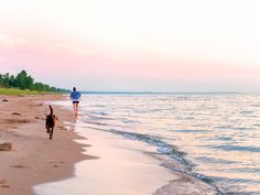 Perfect for a sunset jog (or leisurely stroll) Cavendish Beach, Endangered Bird Species, Cabot Trail, Lake Huron, Prince Edward Island, Beaches In The World, Windsurfing, Sandy Beaches, Beautiful Beaches