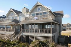 Southern Shores Vacation Rental: Tom's Beach 448 |  Outer Banks Rentals