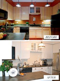 A DIY Kitchen Renovation...