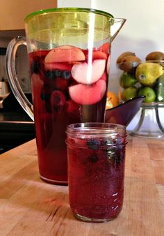 Magpie & Fox: Simple Summertime Sangria