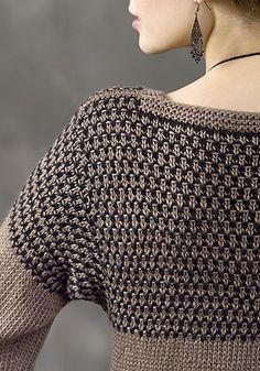 Ravelry: Lobito Jacket pattern by Kimberly K. McAlindin