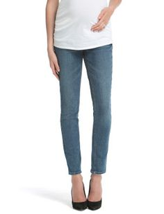 Motherhood Maternity Jessica Simpson Secret Fit Belly(r) 5 Pocket Skinny Leg Maternity Jeans