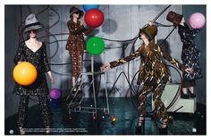 STEVEN MEISEL + FALL COLLECTIONS |