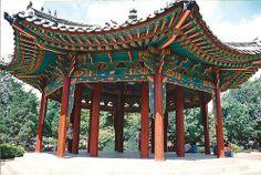 The Pavilion - Pagoda Park - Tapgol Park - Seoul South Korea 34
