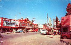 Avenida Juarez, Ciudad Juarez, Chihuahua, Mexico Places Around The World, Around The Worlds, Arcade, Stone City, Texas, Exotic Places, Rio Grande, Mexico Travel, Small Towns