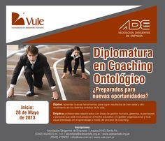 Diplomatura en Coaching Ontológico (2013)
