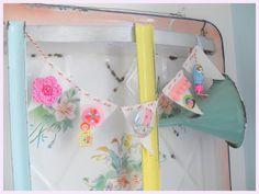 DIY: Cute garland