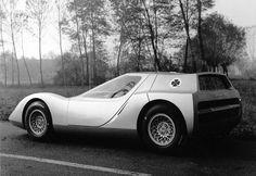 Alfa Romeo OSI Scarabeo
