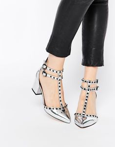 Image 1 of ASOS SECRETS Heeled Sandals