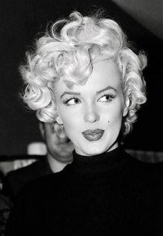 1950s Hairstyles, Vintage Hairstyles, Trendy Hairstyles, Estilo Marilyn Monroe, Marilyn Monroe Photos, Marylin Monroe, Marilyn Monroe Haircut, Marilyn Monroe Hairstyles, Very Short Hair