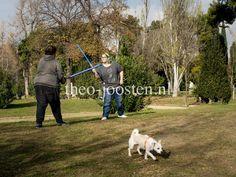 "Barcelona ""Star Wars"" Parc de la Ciutadella 2015 street photography"