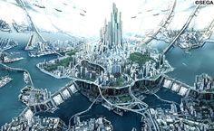 Tales of Talarus: Dawn of the Magic Knights 3461c73215d1b7cbac56a02fbeef740b--futuristic-city-space-opera