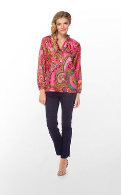 Lilly blouse.