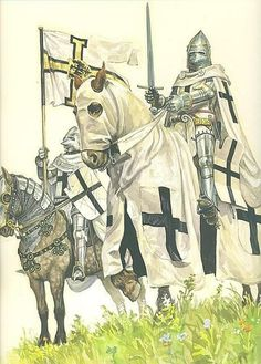 Knights of the Teutonic Order!
