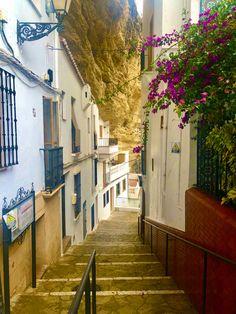 #wanderlust #spaintravel #beauty South Of Spain, Seville, Spain Travel, Malaga, Long Weekend, Wanderlust, Beauty, Wine Cellars, Sevilla