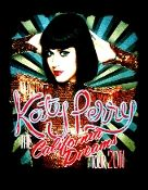 Katy Perry T-Shirt - California Dreams 2011 http://www.vintagebasement.com/Katy-Perry-T-Shirt-California-Dreams-Tour-16777.htm #Grammy