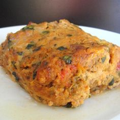 """Paleo Spaghetti Pie (Grain, Gluten, and Dairy Free) I """"This recipe really is super yum! We will for sure be eating this more often!"""""""