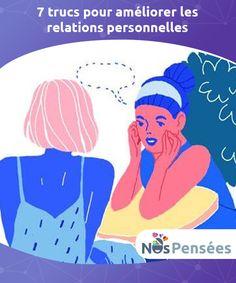 7 trucs pour améliorer les relations personnelles Tout le monde n'a pas les mêmes #facultés au moment d'établir des #relations personnelles. Voici comment y parvenir plus #facilement. #Psychologie Positive Attitude, Positive Vibes, Leadership, Moment, Voici, Family Guy, Positivity, Fictional Characters, Evolution