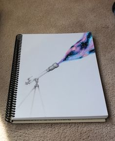 Cool drawing ! #galaxy