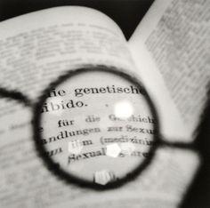 「眼鏡を通して見る時代を超えた世界」 米田知子