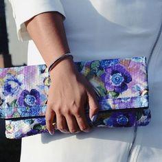 Flo Envelope Clutch || L.K. Bennett || Sponsored by Nordstrom Rack.