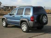 Jeep Liberty Kj Wikipedia Jeep Liberty Jeep Car Camera