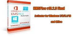 KMSPico v10.2.0 Final Activator for Windows 7,8,8.1,10 and Office