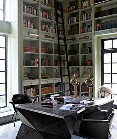 Интерьеры резиденции на Мерсер Айленд. Проект американского декоратора Келли Вистлер.