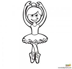 free ballerina coloring pages give us a twirl