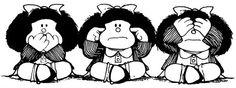 Mafalda ~ Quino.
