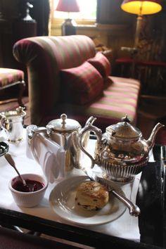 Afternoon Tea in Prestonfield House Edinburgh