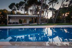 Pine Forest Pavilion / e2b arquitectos
