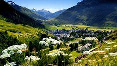 9 FAIRYTALE villages in Switzerland: andermatt
