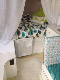 Shannon's pop up tent trailer makeover Pop Up Tent Trailer, Tent Decorations, Small Spaces, Decor Ideas, Design, Home Decor, Homemade Home Decor, Design Comics, Small Space