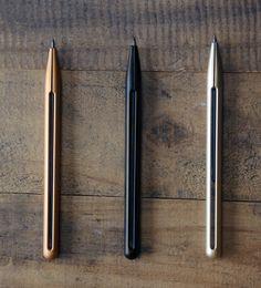 PENXO: a minimalist 2mm lead holder pencil (Includes 1 FREE 2mm 12 leads HB case + 1 FREE 2mm lead mini sharpener)