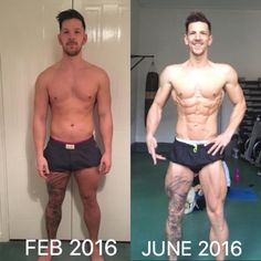 Jack Simmonsu2019 Insane 16 Week Weight Loss Transformation To 5.9% Bodyfat! #totalbodytransformation